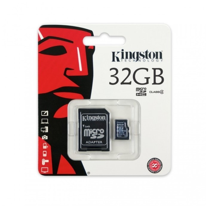 TARJETA MICRO SD 32GB (KINGSTON)