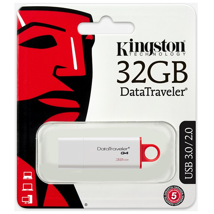 PENDRIVE 32GB (KINGSTON)